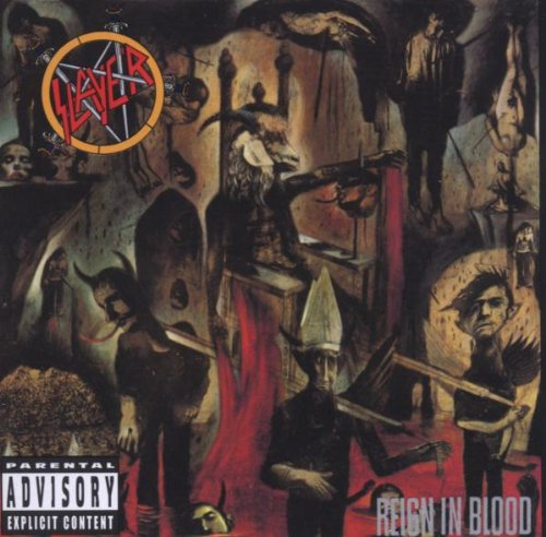 SLAYER - Reign In Blood (Expanded Edition) - Zortam Music