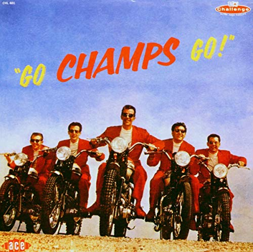 The Champs - Go Champs Go! /Vinyl Replica - Zortam Music