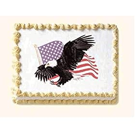 Cake Art Usa : How to make an eagle cake-recipe for 100 year old eagle ...