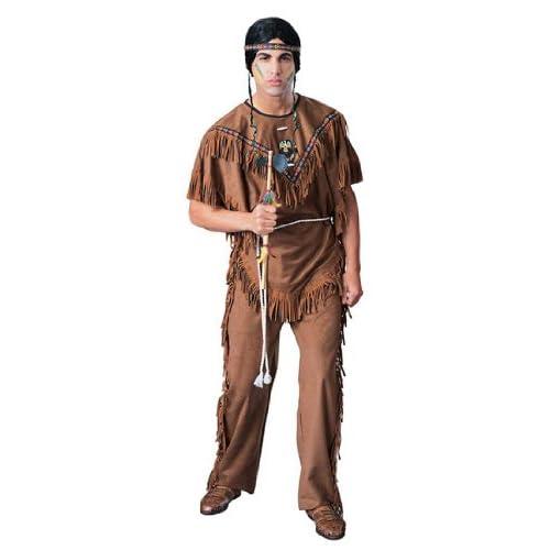 Indian Warrior Costume