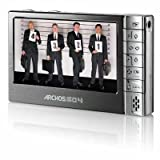 Electronics : Archos 500860 604 30GB Ultra-Slim Portable Digital Media Player and Recorder - ThingsYourSoul.com :  movie player archos portable
