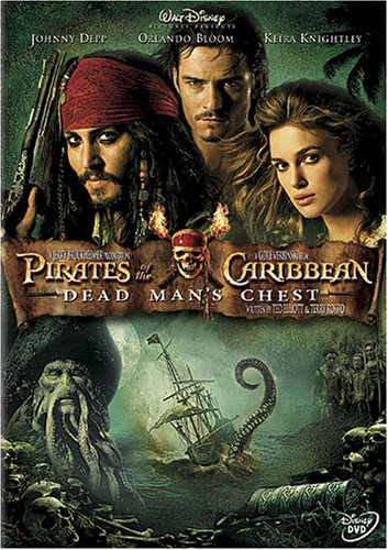 Pirates of the Caribbean: Dead Man's Chest / Пираты Карибского моря 2: Сундук мертвеца (2006)