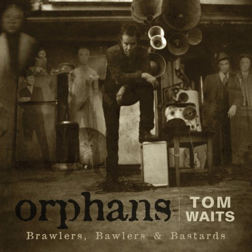 Dylan Etc Review Of Orphans By Tom Waits