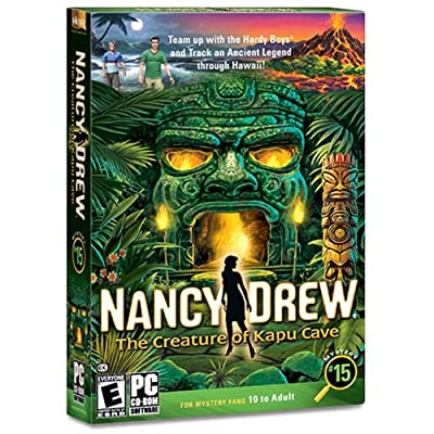 Nancy Drew The Creature Of Kapu Cave TNT [h33t PC 2xCD IMAGE] preview 0
